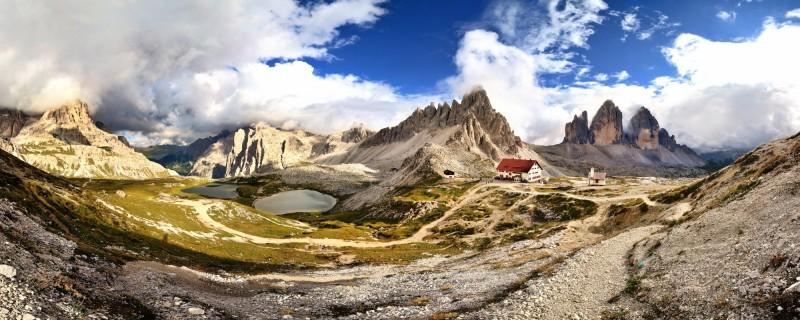 Tre Cime, Drei Zinnen, Lavaredo, Dolomiten, Dolomiti, Fotograf, Armin Bodner, Fotograf Brixen
