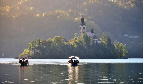 Bled, Slovenia, lakebled, church, alps, armin bodner, arminbodner.com, nature